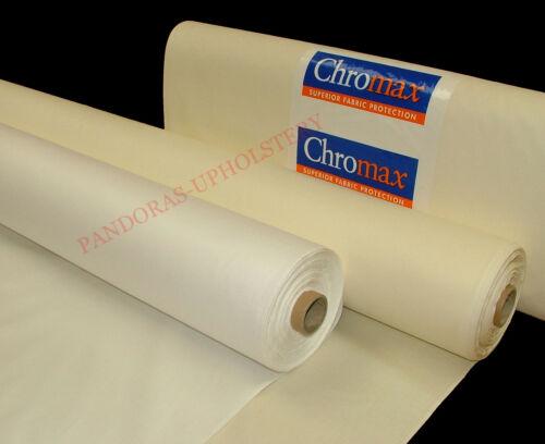 """Rouleau de 10 mètres 100/% coton satin ivoire crème rideau doublure en tissu 54 /""""wide"""