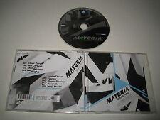 MATERIA/CLEAR TENOR(TWENTY4SEVEN/247CD014)CD ALBUM