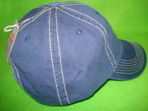 UNSTRUCTURED NAVY CAP     *FREE SHIPPING* PETERBILT HAT