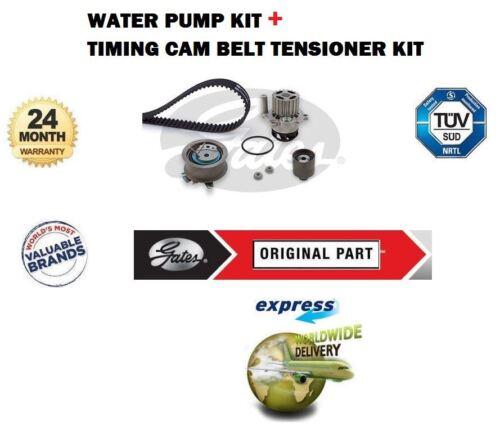WATER PUMP KIT FOR FORD GALAXY 1.9TDi 130 150 BHP 2003-/> TIMING CAM BELT SET