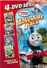 DVD NTSC 1 Thomas Friends Adventure Pack 4 Discs