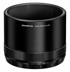 Gadget Place Professional 3-Stage Collapsible Universal Rubber Multi-Lens Hood for Olympus M.Zuiko Digital ED 45mm F1.2 Pro