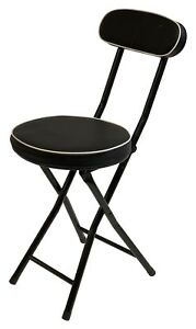 Wee S Beyond 1209 Cushioned Padded Folding Stool