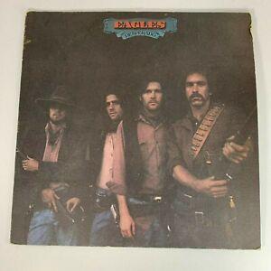 The-Eagles-Desperado-1973-Vinyl-LP-Record-Condition-VG