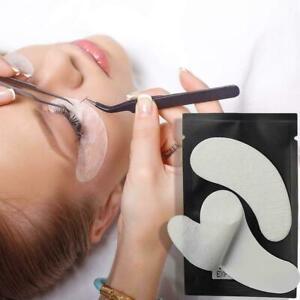 Salon-Eyelash-Lash-Extensions-Under-Eye-Gel-Pads-Lint-Tools-Makeup-Free-Z5R9