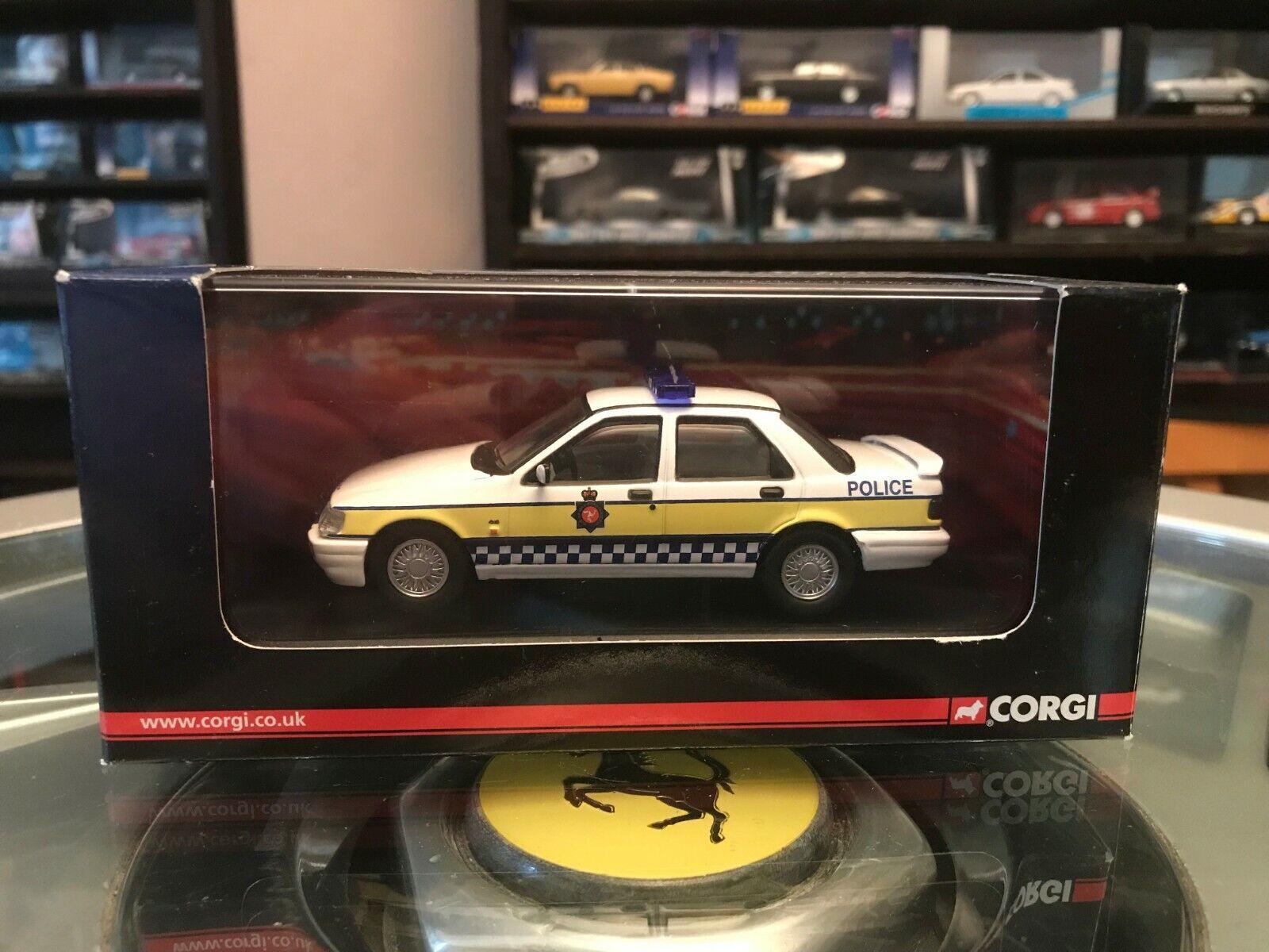 alto descuento Vanguards Ford Sierra Sapphire Rs Cosworth Isla de de de Man policía 1 43 MIB Ltd Ed  comprar mejor