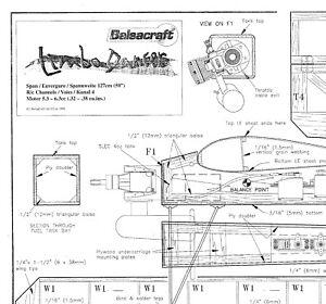 Balsacraft Limbo Dancer Plans-afficher Le Titre D'origine