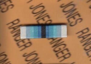 USCG Coast Guard Sea Service Ribbon Award citation