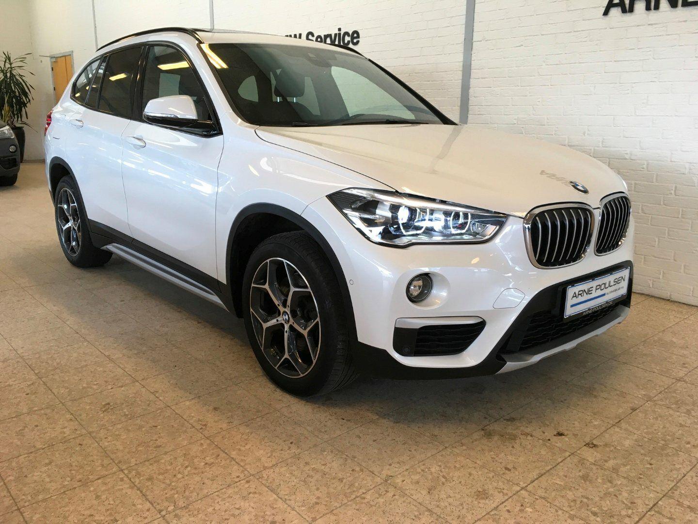 BMW X1 2,0 xDrive25d aut. 5d - 465.000 kr.