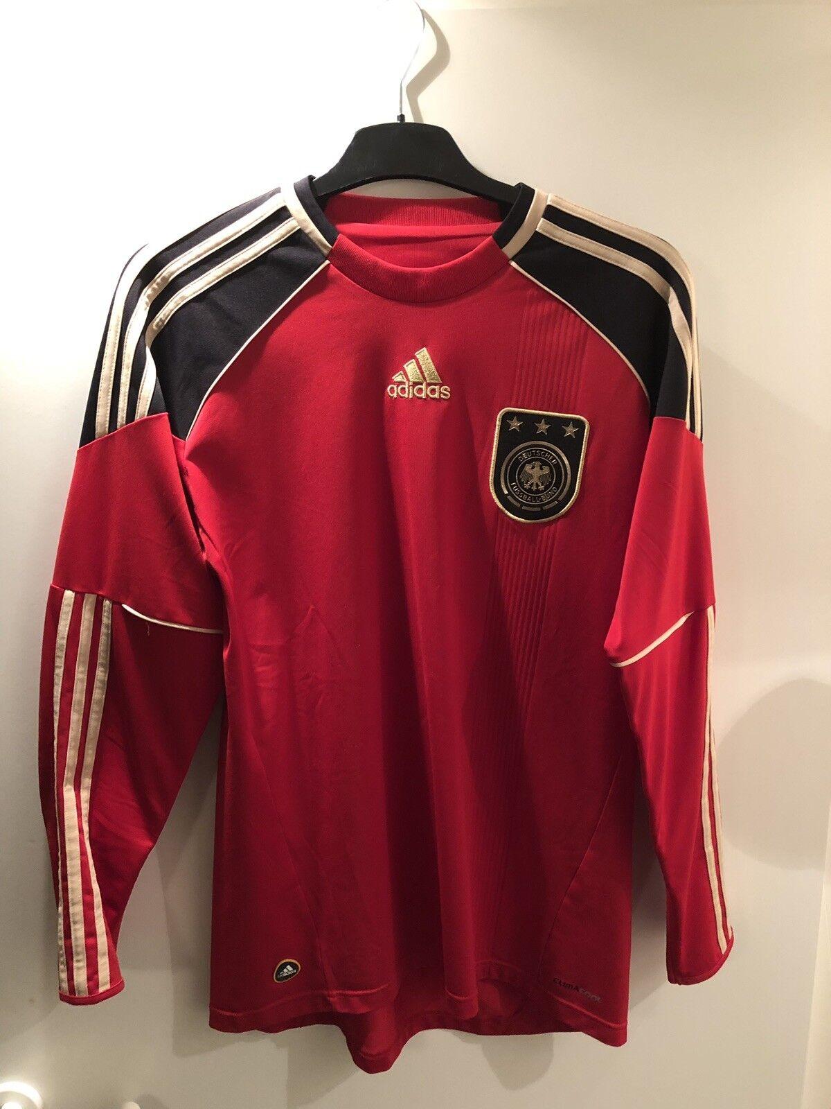 Deutschland Trikot 2010 Gr. 176 Adidas WM Jersey Home Home Home DFB EM Germany Torwart fd3f98