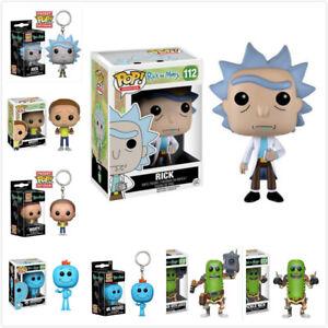 92369c65b7e TV Rick and Morty Toy - Rick Morty Mr Meeseeks Funko POP PVC Figure ...