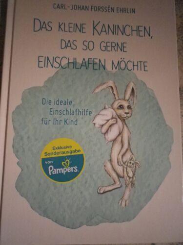 1 von 1 - Das kleine Kaninchen, das so gerne einschlafen möchte von Carl-Johan Forssén...