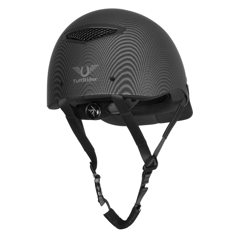 TuffRider Carbon Fiber Shell Helmet                                          ...