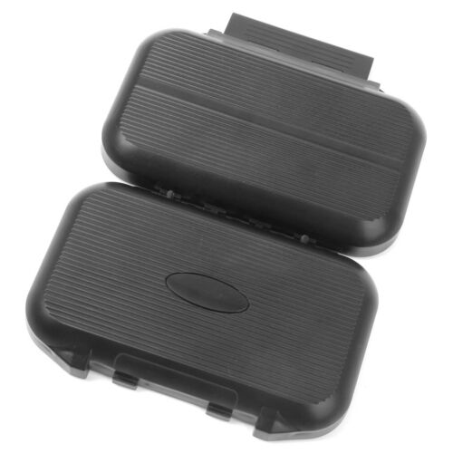 Double Side Waterproof Fly Fishing Box Case Holding flies nymphs dries wets