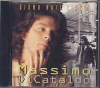 MASSIMO DI CATALDO - Siamo nati liberi - CD 1995 NEAR MINT CONDITION