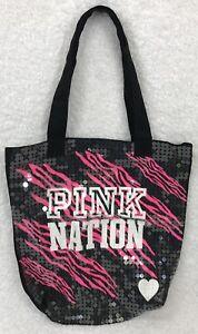 Mit Umhngetasche Schultertasche Logo Secret Pink Groe Victorias zZO4Tq
