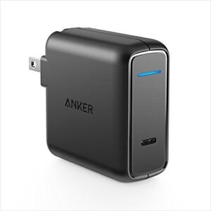 online retailer 205c8 0e852 Details about Anker PowerPort Speed 1 PD30 30W USB-C Power Delivery iPhone  X / iPhone 8 JAPAN