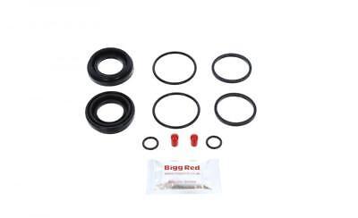 for VOLVO V70 2007-2016 REAR L /& R Brake Caliper Seal Repair Kit 3863