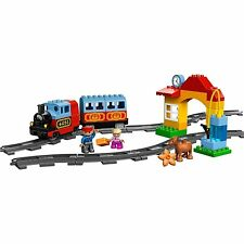 LEGO Duplo My First Train Set Kids Building Playset with Tracks | 10507