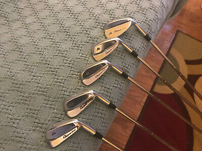 Mizuno MP-14, Iron Set, 2-SW, 10 Clubs Total, S300  | eBay