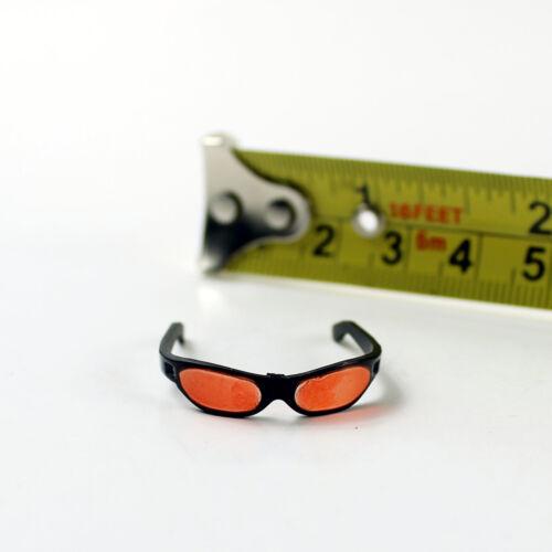 B30-26 1//6 Scale Action Figure Sunglass Orange