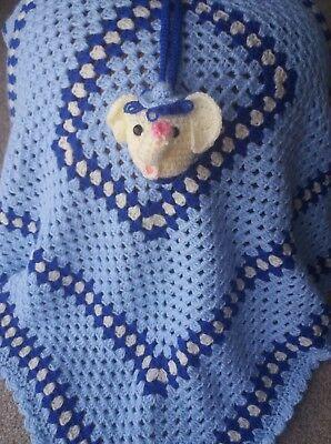 Free Crochet Pattern + Graph: Elephant C2C Square - Wildlife ... | 400x298