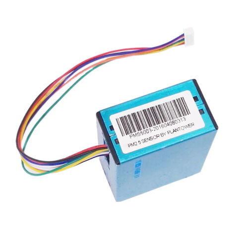 New PMS5003 High Precision Laser Dust Sensor Module PM1.0 PM2.5 PM10