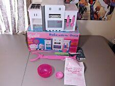 Barbie Bake With Me Oven, 2000 Tara Toy Mattel Electric Toy  Vintage Set