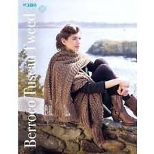 Berroco ::Booklet #380:: Tuscan Tweed yarn 6 desings and accessories