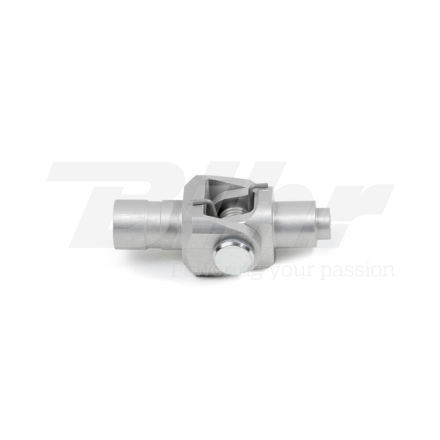 442900: LSL Soportes reposapies plegables plata LSL 110-GLKSI