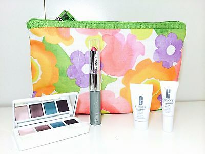 Clinique Gift set: Even Better dark spot corrector, eye cream, mascara, eyeshad