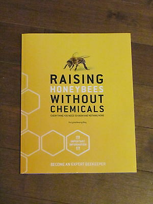 Beekeeping Raising Honeybees Without Chemicals 2018 Second Edition Textbooks, Education