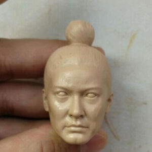 Blank Hot 1//6 Scale Speed And Passion Vin Diesel Head Sculpt Unpainted