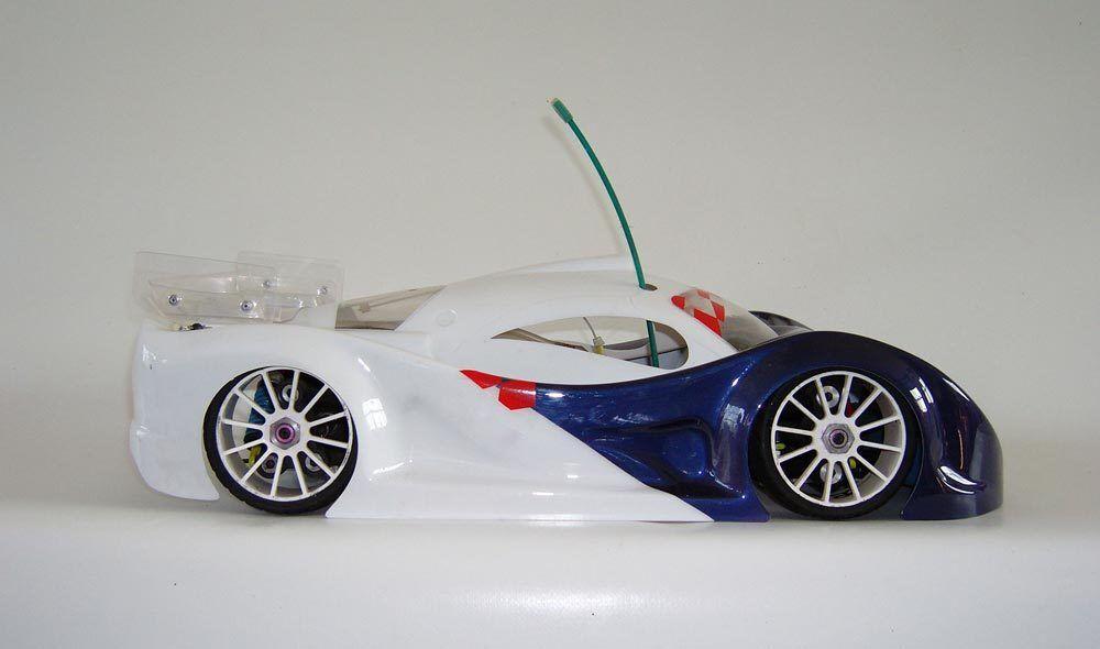 SM1 1 8 Scale Rc Car body BYSM 1.5 Hobao GT Kyosho GT Serpent Traxxas Slash