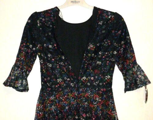 Dress Daisy Ls079 £50 Gg Xs Print Rrp 04 Size Oasis qFUZw7Eq