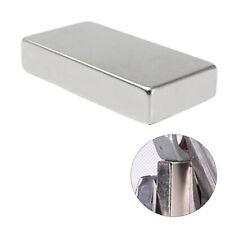 N52 Magnet Oblong Multipurpose Ndfeb Assistant Block Magnet For Speaker New