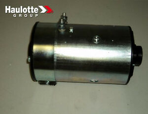 Details about NEW Bil-Jax Pump Motor 24V DC ( Haulotte Part #: B02-15-0471 )