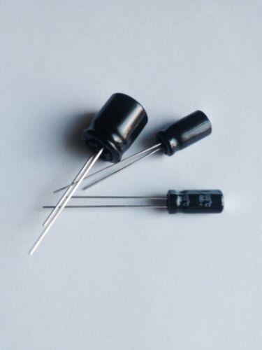 9-5 condensatore elettrolitico Kit di riparazione. SAAB 93 e 95 9-3 due volte Allarme Sirena