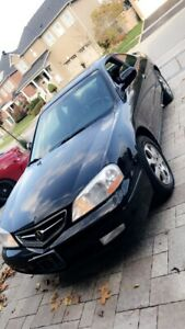 2001 Acura CL ( LOW KM ) MINT condition
