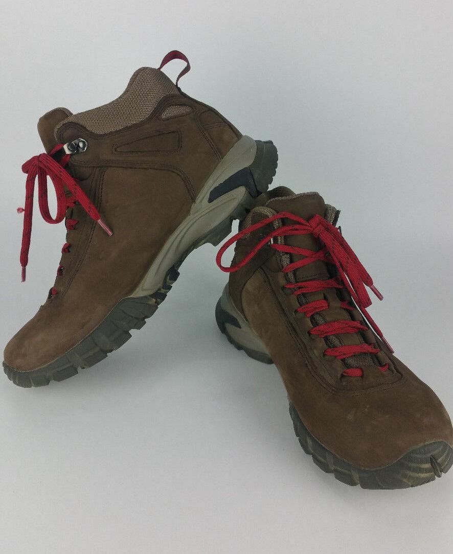 Vasque 7418 Talus UltraDry  Herren 8 M Hiking Stiefel Braun Leder Vibram Schuhes