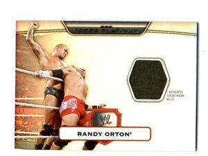 WWE-Randy-Orton-Topps-Platinum-2010-Event-Worn-Shirt-Relic-Card