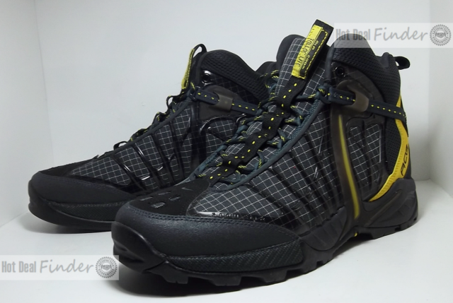 a5cca8597eb2 Nike Mens Zoom Tallac Lite OG ACG BOOTS Black tour Yellow grey All ...