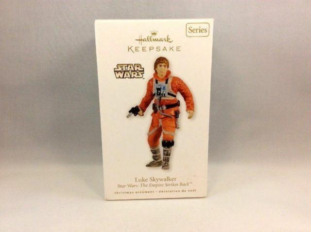 Star Wars: The Force Awakens NIB* Ornament Luke Skywalker Hallmark 2017