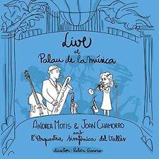 Andrea Motis - Live at Palau de la Musica W/ Osv [New CD] Spain - Import