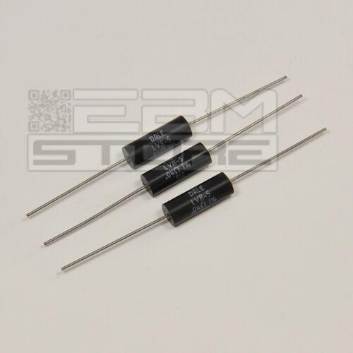 lvr-5 Dale PRECISION-Article sp59 Below cost 3pz Resistance 5w 0,04 Ohm 1/%