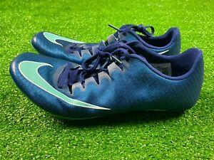 SZ 11   Nike Zoom Superfly Elite Track Spikes Blue Men's [SZ]   835996-400