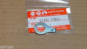 AP50 AH100 AH50 AH75 Suzuki Rear Brake Lining Wear Indicator Plate 64492-17B01