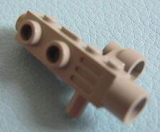 LEGO 4360 @@  Minifig, Utensil Camera (Space Gun) X 2 @@ LIGHT GREY @@ GRIS X 2