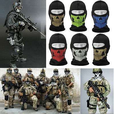 Windproof Cycling Motorcycle Winter Ski Balaclava Neck Full Face Mask Cover Hats
