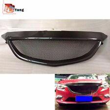 Carbon Fiber Front Grille  for Mazda 6 / Atenza GJ 2012 2013 2014 2015 2016 2017